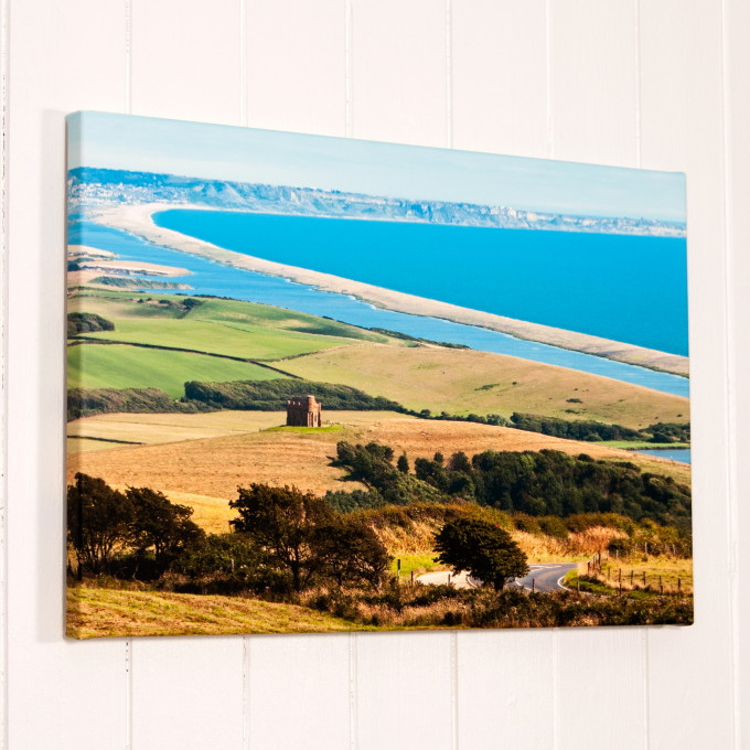 Narrow Wrapped Fine Art Stretched Canvas Prints
