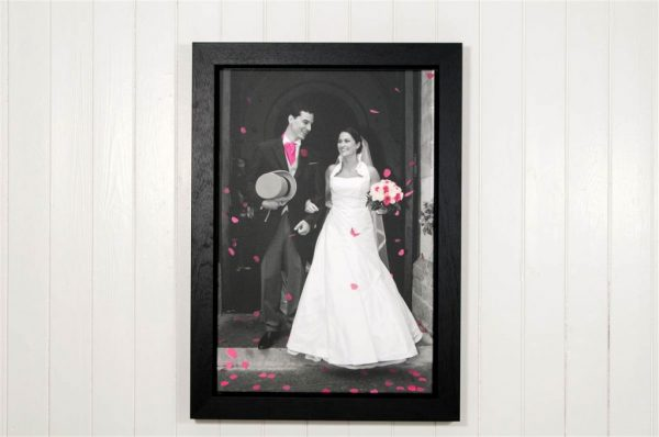 Prima Framed Stretched Canvas Printing - Fine Art and Photography