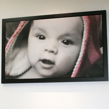Studio Samples - Fine Art and Photographic Canvases